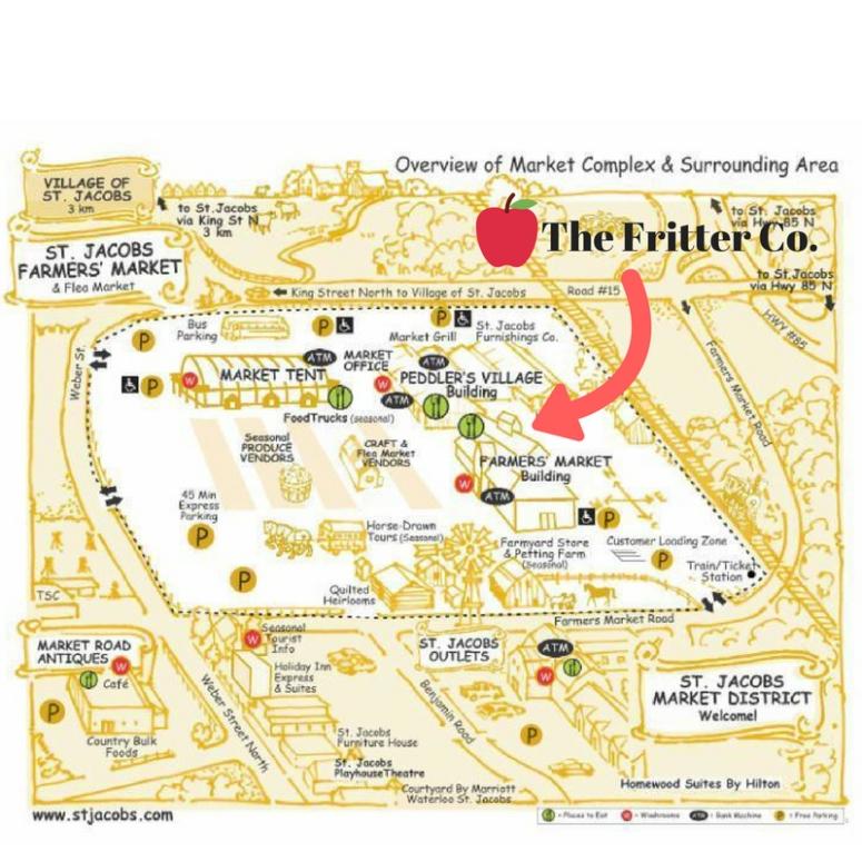 Fritter Map